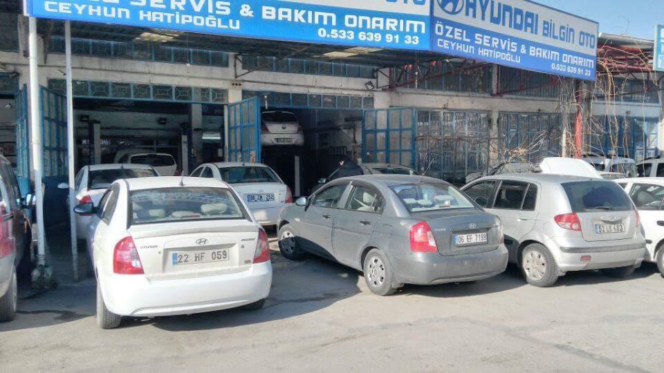Ankara Hyundai Servisi